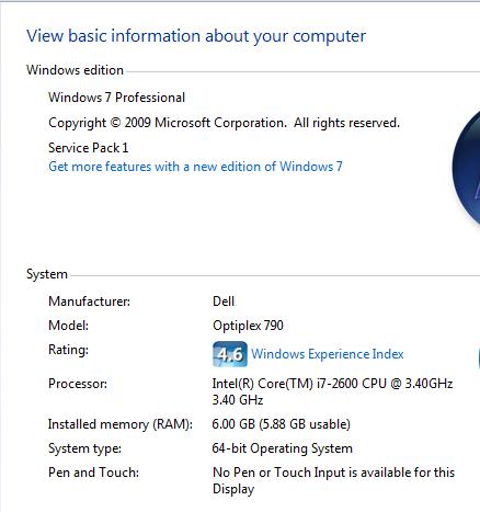 Dell-system
